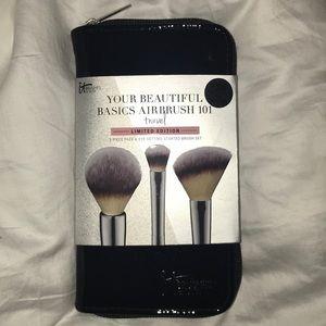 Ulta limited edition 3-piece brush set.